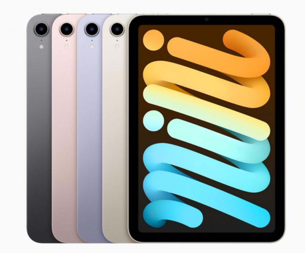 iPad Mini 6 Available Colors